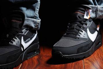 Nike Air Max 90 x Off-White Releasing This Holiday Season