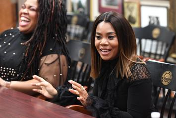 "Regina Hall Really Wants To Know Who ""Boned"" Tupac"