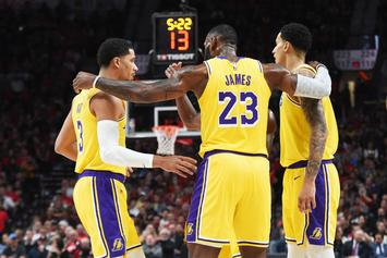 "LeBron James: Lakers' Team Chemistry Not Like ""Instant Oatmeal"""