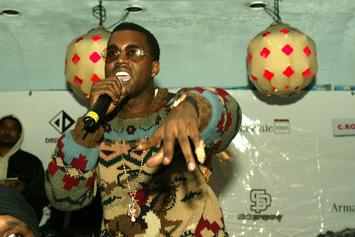 "Evidence Claims Kanye West Merely Added ""Get By"" Drums To ""Last Call"" Beat"