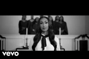 "Queen Naija Reflects On Motherhood In ""Mama's Hand"" Video"