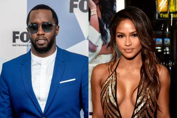 "Diddy & Cassie's Breakup Was ""Mutual"" & Puff Still Single According To Source"