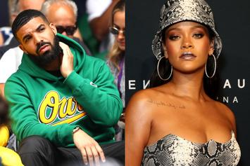 """Rihanna """"Flattered"""" Drake Wanted To Start A Family With Her, According To Insider"""