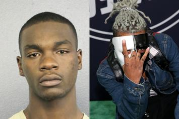 XXXTentacion Murder Suspect Asked To Undergo Competency Evaluation By Judge