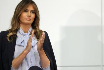 T.I.'s Melania Trump Look Alike Model Claims She Is Receiving Death Threats