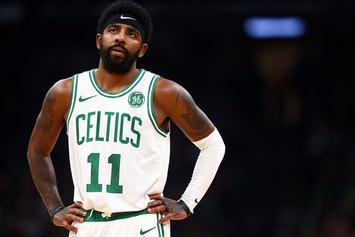 Kyrie Irving Considered Playing For The Knicks Before Heading To Boston