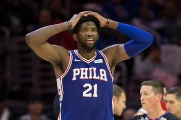 "Joel Embiid On Dating In The NBA: ""Gotta Do Your Background Check"""