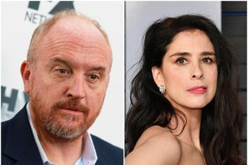 "Sarah Silverman Slammed For Defending ""Predator"" Louis C.K."