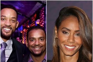Alfonso Ribeiro Refutes Jada Pinkett Smith's Claim They Went On A Date