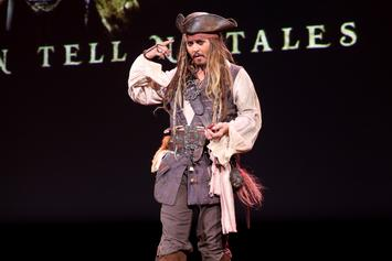 "Disney Is Considering ""Pirates Of The Caribbean"" Reboot Written By ""Deadpool"" Scribes"