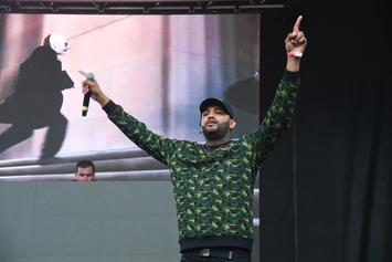 Joyner Lucas Thanks Eminem For Helping Secure His First Platinum Plaque