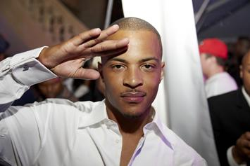 "T.I. Previews Intimate ""Making Of The Dime Trap"" Documentary"