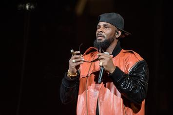 R. Kelly Refuses To Be Deposed By Man Suing Him For Alleged Affair With Wife: Report
