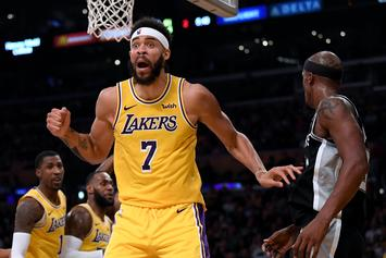 """JaVale McGee Blames """"Asthma Stigma"""" For Holding Him Back In His Career"""