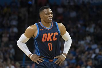 "Russell Westbrook Ain't Buggin' Over 0-4 Start: ""We're OK. We'll Be Alright"""