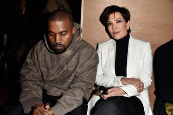 "Kris Jenner Wishes Kanye West Would Say Some Things ""Privately"""