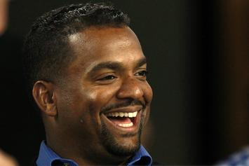 "Alfonso Ribeiro Discusses Why He Believes A ""Fresh Prince"" Reboot Isn't A Terrific Idea"
