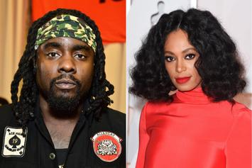 "Wale Fesses Up About Solange: She Was ""One Of My Muses"""
