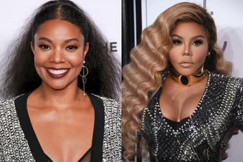 Lil Kim Surprises Gabrielle Union During 90s-Themed Birthday Bash