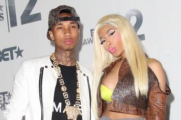 Nicki Minaj & Tyga Tease New Single Releasing Today