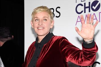 Ellen DeGeneres Uses Halloween Costumes To Troll Nicki Minaj & Cardi B
