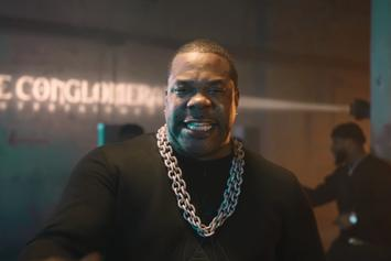 "Busta Rhymes Leads The Charge In ""Flipmode Squad Meets The Conglomerate"""