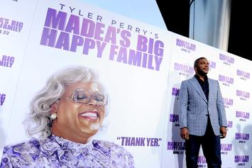 """Tyler Perry Reveals He's Killing """"Madea"""" Character In 2019"""
