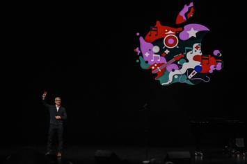 Apple & Tim Cook Unveil New iPad Pro, Mac Mini And MacBook Air