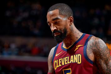 "Cavs' JR Smith Reportedly ""Hoping For A Trade"""