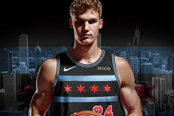 "Bulls ""City Edition"" Uniforms Pays Homage To Chicago's Flag"
