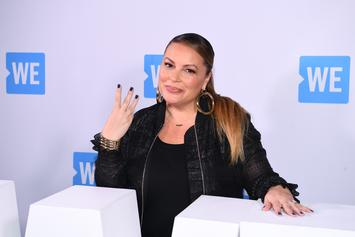 Angie Martinez Slayed Her Cardi B Halloween Costume