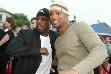 """Will Smith Flips Out Over """"Bad Boys 3"""" Announcement With Martin Lawrence"""