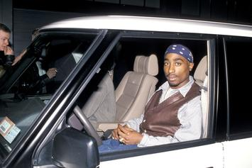 Tupac's Jewelry & Handwritten Lyrics Donated To Temple University