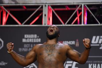 """Derrick Lewis' Rise To UFC Stardom Explained: """"If I Can Do It Anybody Can Do It"""""""