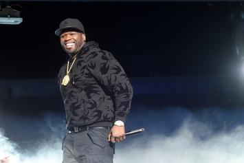 "50 Cent On Floyd Mayweather's New Fight: He's ""Fighting A Uber Driver"""