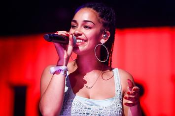 "Jorja Smith Is Riveting In Live Performance Of ""The One"" At The Live Lounge"