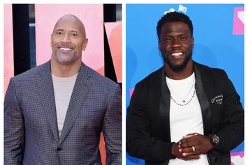 Dwayne 'The Rock' Johnson Trolls Kevin Hart Once Again
