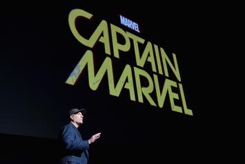 """""""Captain Marvel"""" Vote-Themed Ad Features Real Life Sex Hotline Phone Number"""
