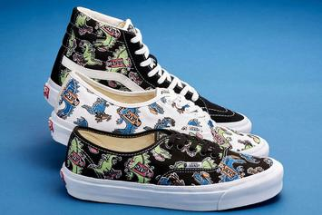 "Barneys x Vans Release All-New ""Vanosaur"" Sneaker Collection"