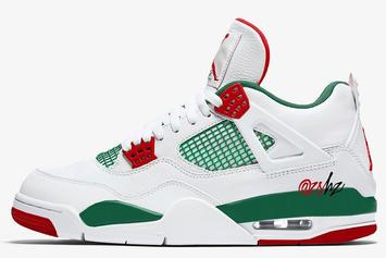 """Do The Right Thing"" Inspired Air Jordan 4s Are In The Works: First Look"