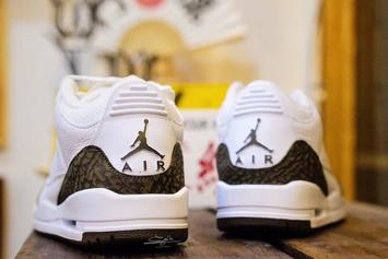 "Air Jordan 3 ""Mocha"" Returning In December: Release Details"