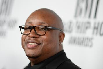 "E-40 Needs Some ""40 Water"" After Braving The Hot Ones Challenge"