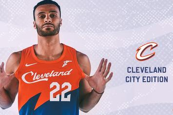 "Cleveland Cavaliers Introduce ""City Edition"" Uniform And Court"