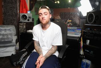 "Mac Miller's ""GO:OD AM"" Has Officially Gone Gold"