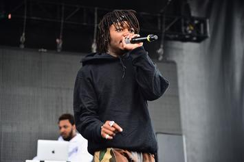 """J.I.D On The Verge Of Tears As Q-Tip Appreciates """"DiCaprio 2"""""""