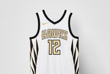 Atlanta Hawks Debut Black & Gold Uniforms Celebrating 50th Anniversary