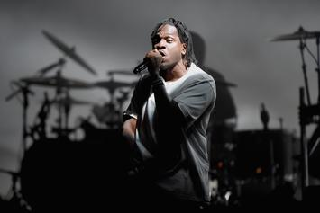 Pusha T Denies Stoking Drake Beef In Camp Flog Gnaw Set