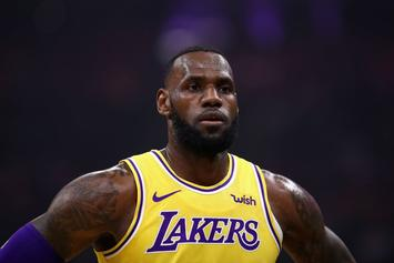 "LeBron James: ""I Almost Cracked"" During Lakers Early Season Struggles"