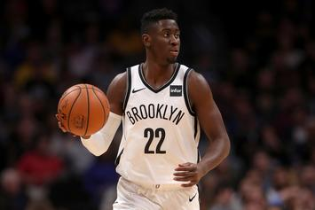 Brooklyn Nets' Caris LeVert Suffers Gruesome Leg Injury After Attempted Block