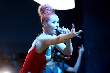 Iggy Azalea Sued By Skateboarder Injured In Snapchat N' Drive Accident